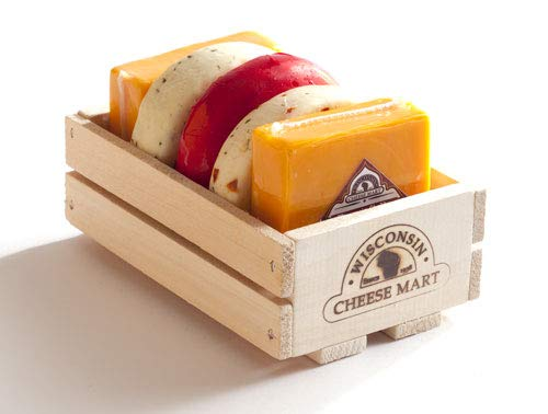 Nibbler Jack Crate by Wisconsin Cheese Mart