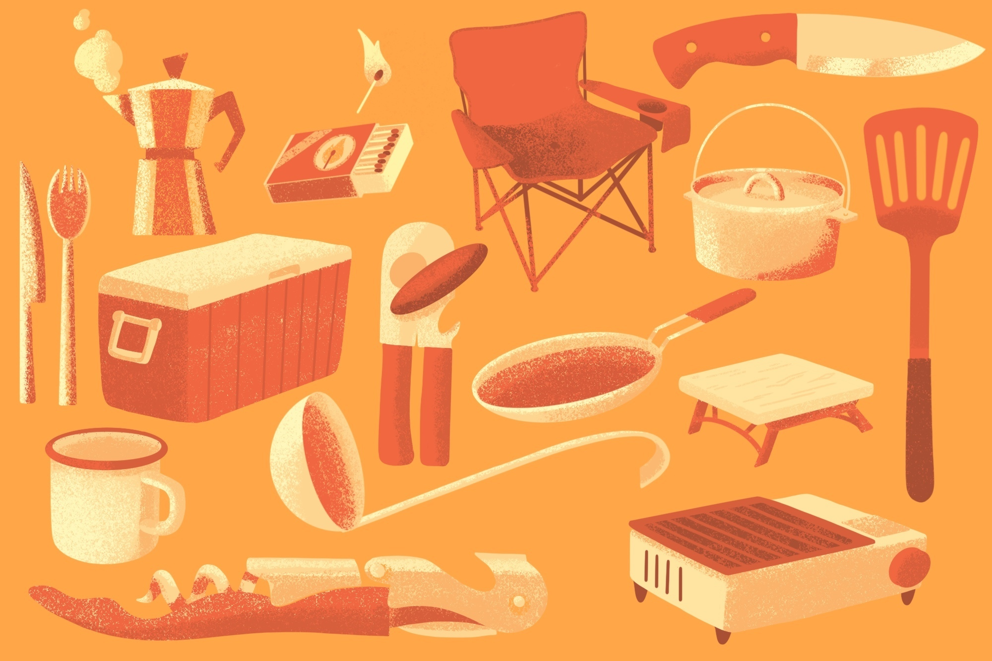 Camp Cooking Essentials: Your Complete Packing List for a Functional Outdoor Kitchen