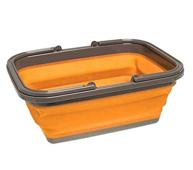 collapsible camp sink