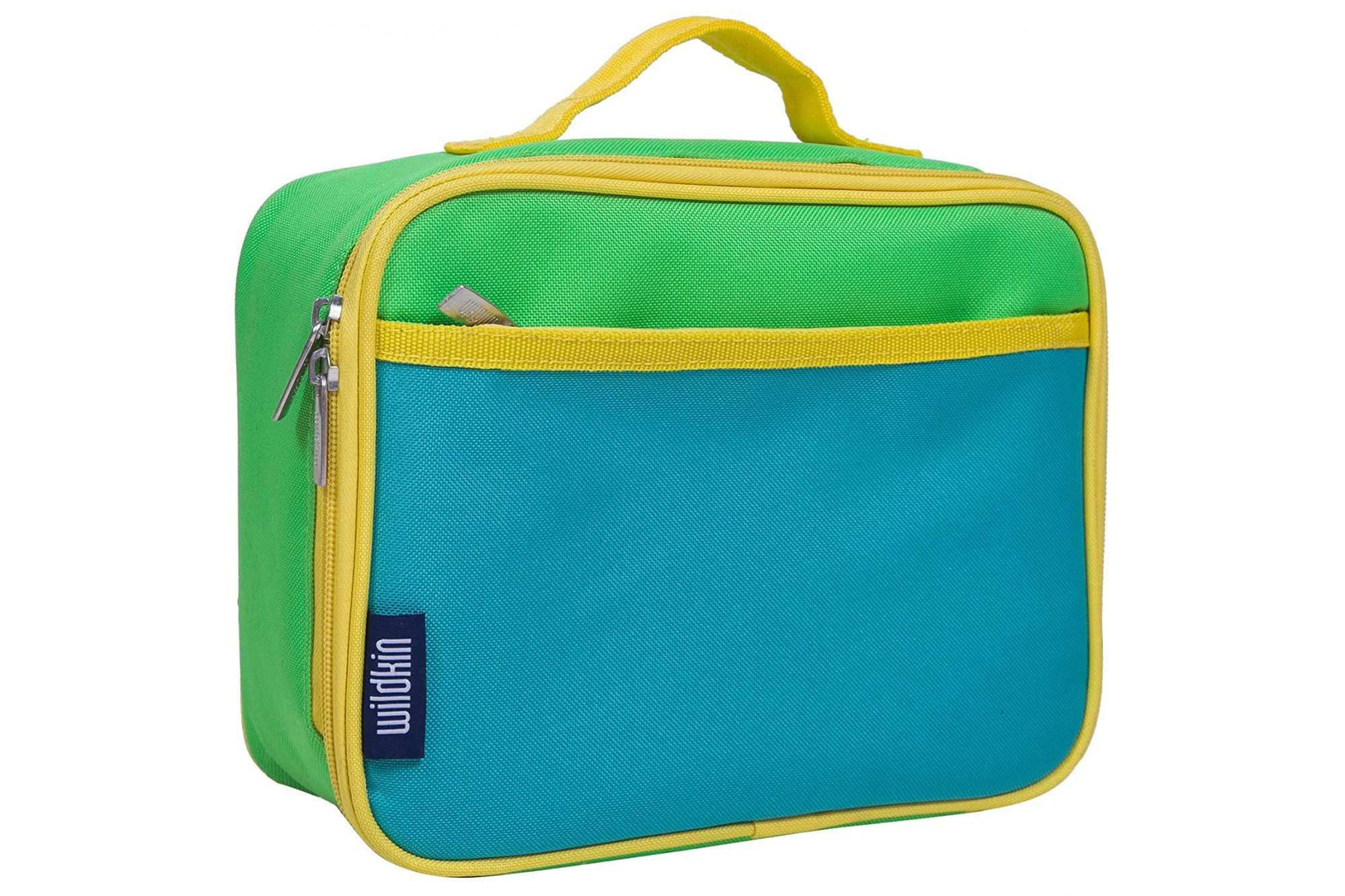 Wildkin Kids Insulated Lunch Box Bag for Boys and Girls