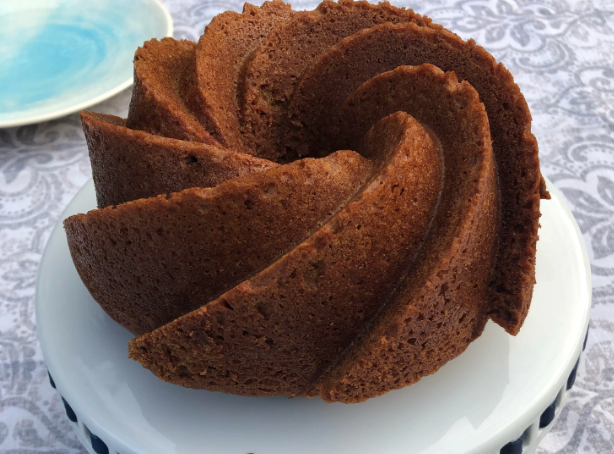 """Impress everyone at your next special occasion with this moist Bundt cake. """"Wonderful,"""" raves reviewer Leanna.""""I made this cake exactly as directed. It was easy and came out of the bundt pan beautifully."""""""