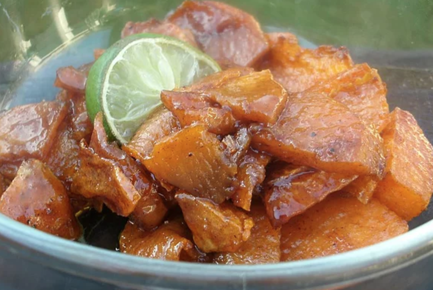 Caramelized brown sugar makes these sweet potatoes taste just like candy, says recipe creator TIA_DAWN. The simple recipe comes together in just half an hour.