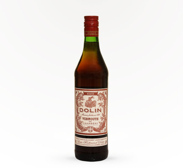 bottle of sweet vermouth