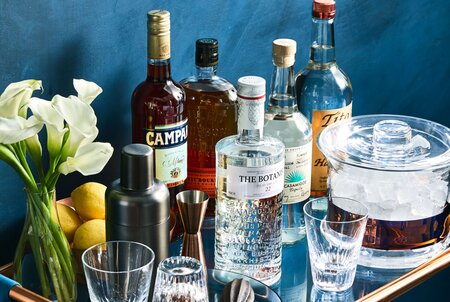 bar essentials for a well stocked home bar