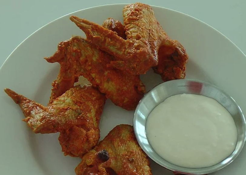 Andy's Five Pepper Chicken Wings