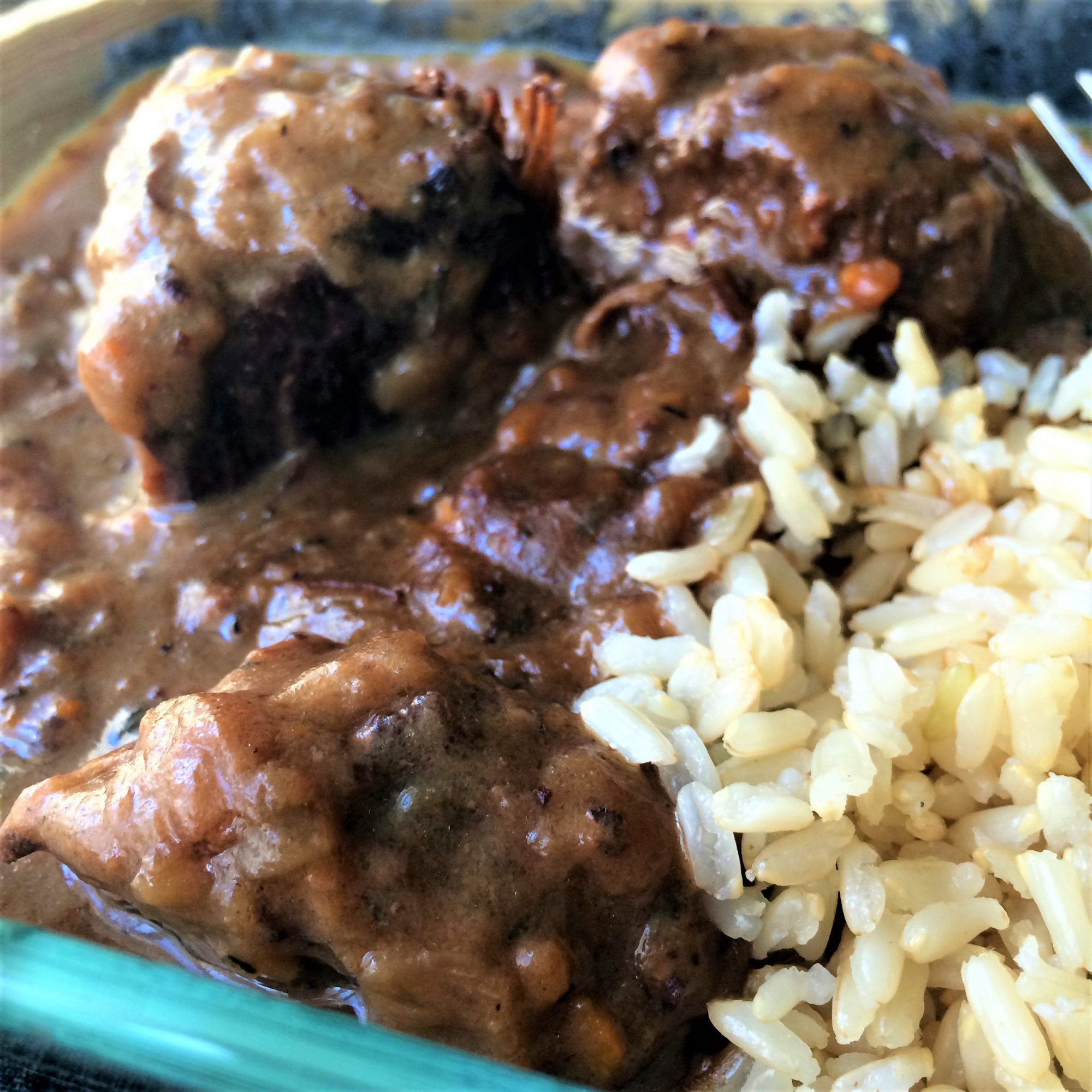 beef bourguignon made in the slow cooker