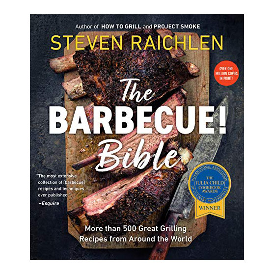 The Barbecue! Bible Paperback