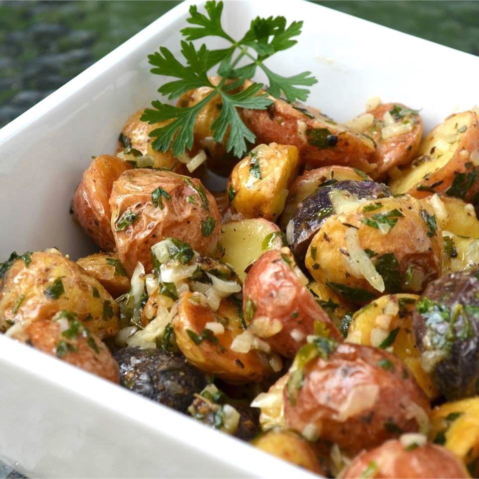 10 Ideas for Roasted Baby Potatoes