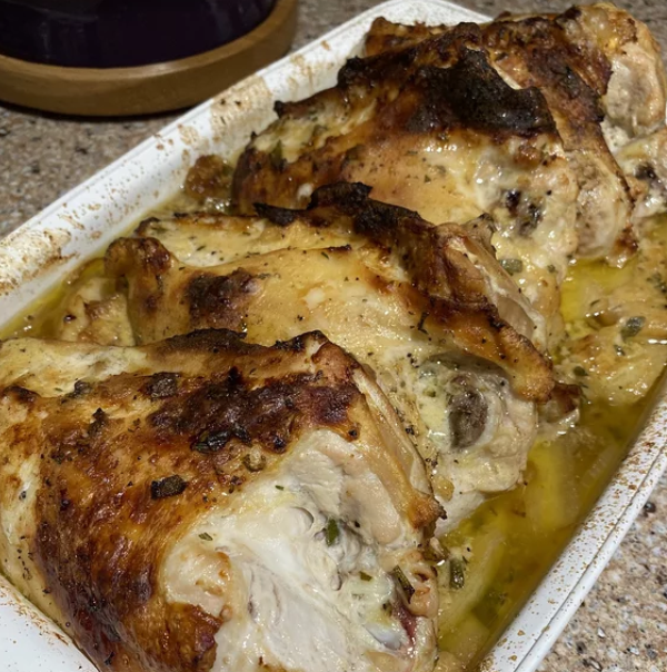 """Everyone loves a one-pan meal. This one, according to recipe creator and Allrecipes Allstar thedailygourmet, """"brings the season of fall inside."""""""
