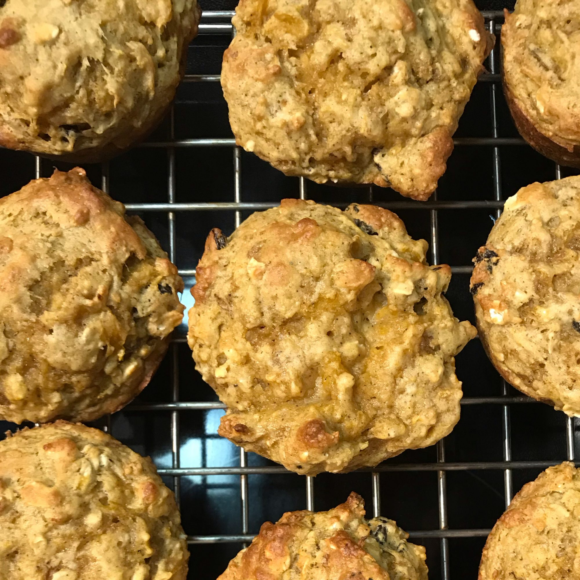 One can of pumpkin and a few pantry staples are all you need for these fluffy, moist pumpkin spice muffins. Don't be afraid to up the spices if you want something a bit bolder — this is one place that can't get enough pumpkin spice.