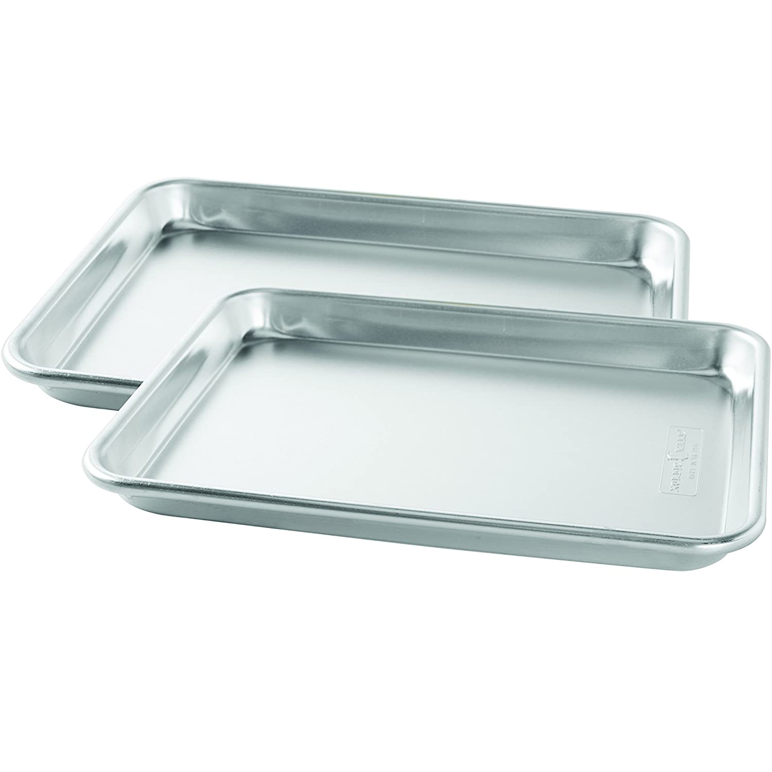 Nordic Ware Quarter Sheet Pan on a white background