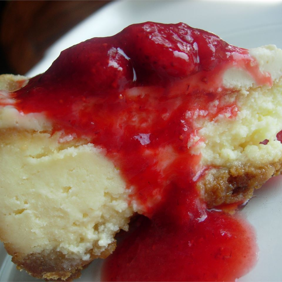 Light and Airy Cheesecake