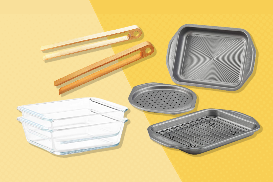 tools for people who love their toaster ovens