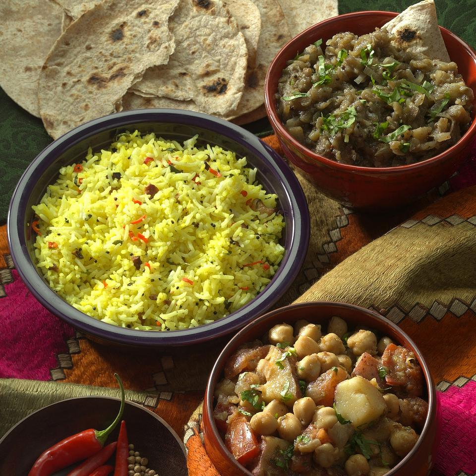 Healthy Rice Side Dish Recipes