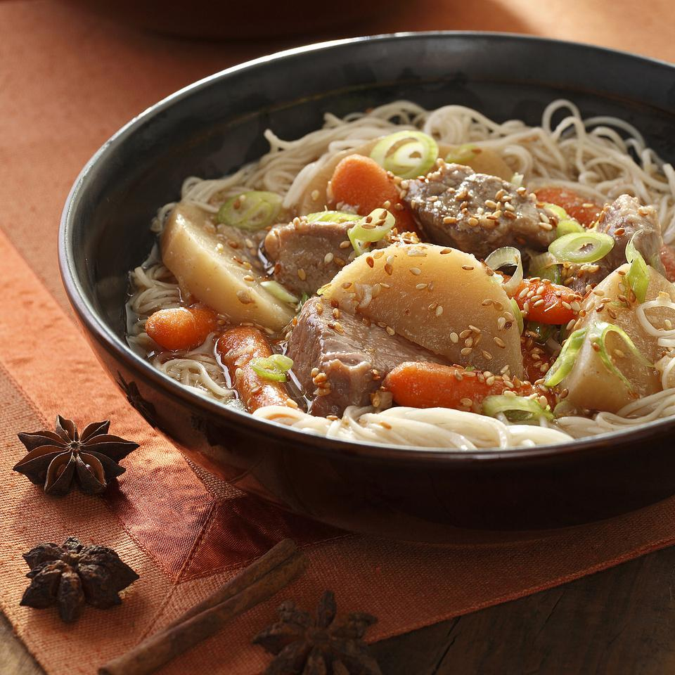 Healthy Chinese Pork Recipes