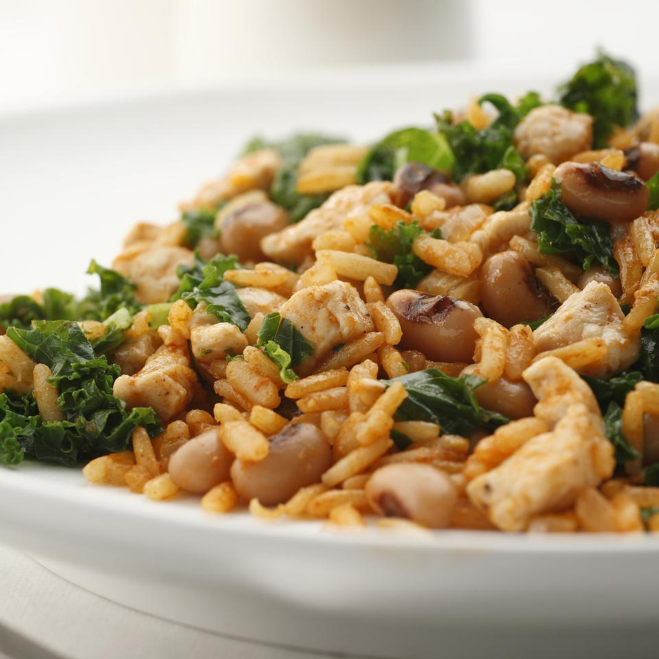 Healthy Black Eyed Pea Recipes