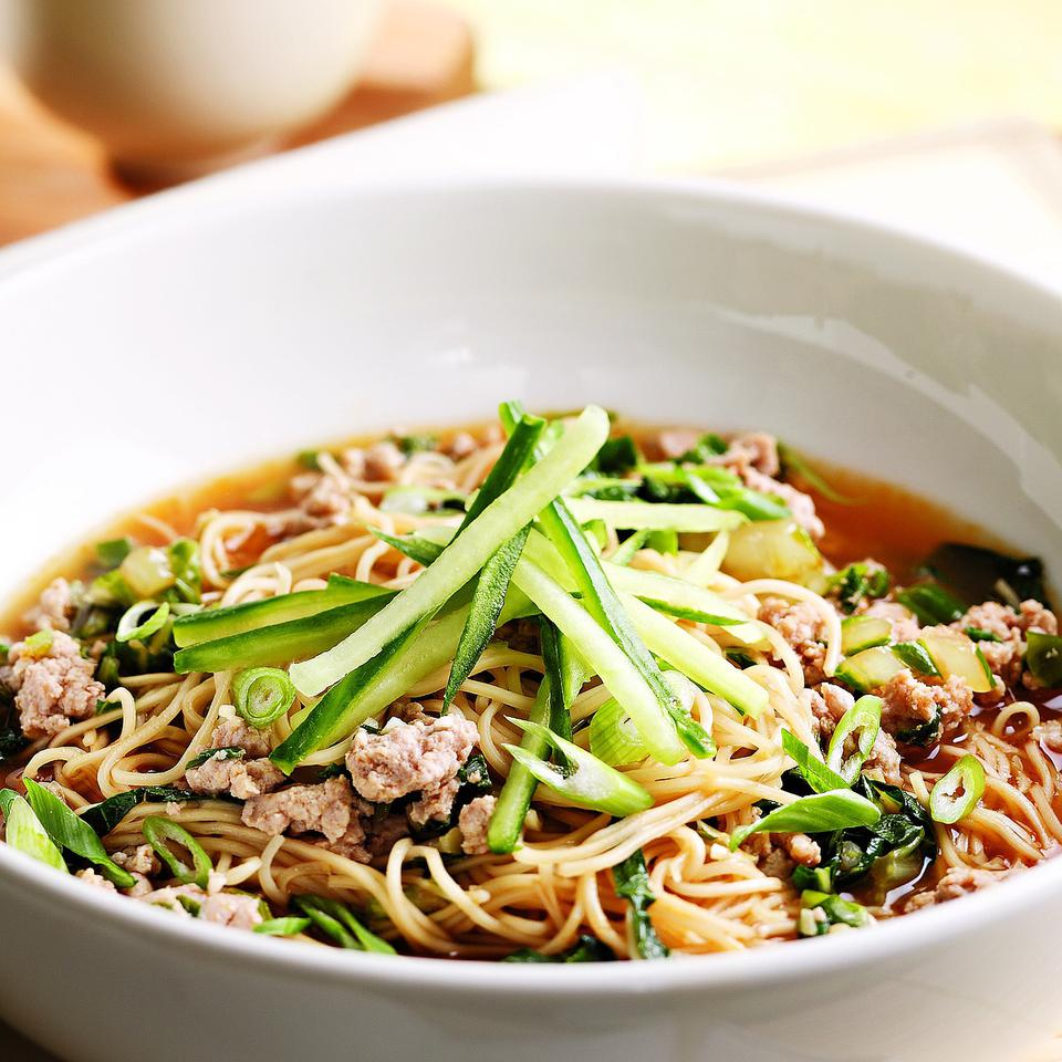 Healthy Asian Noodle Recipes