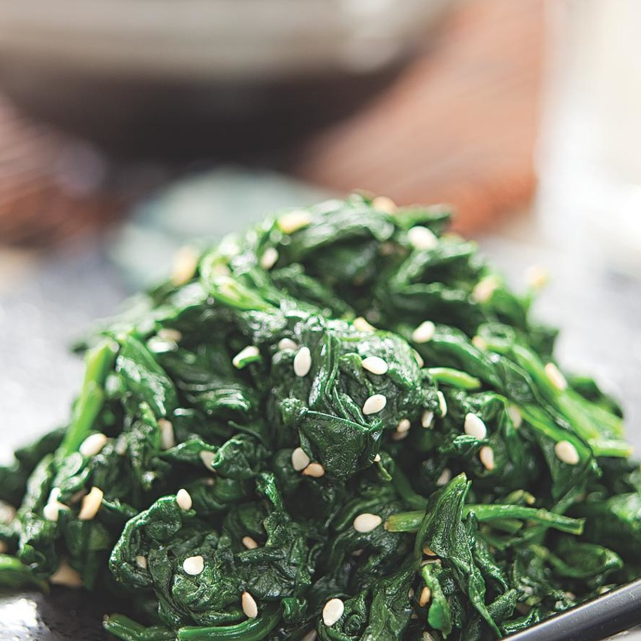 Healthy Spinach Side Dish Recipes