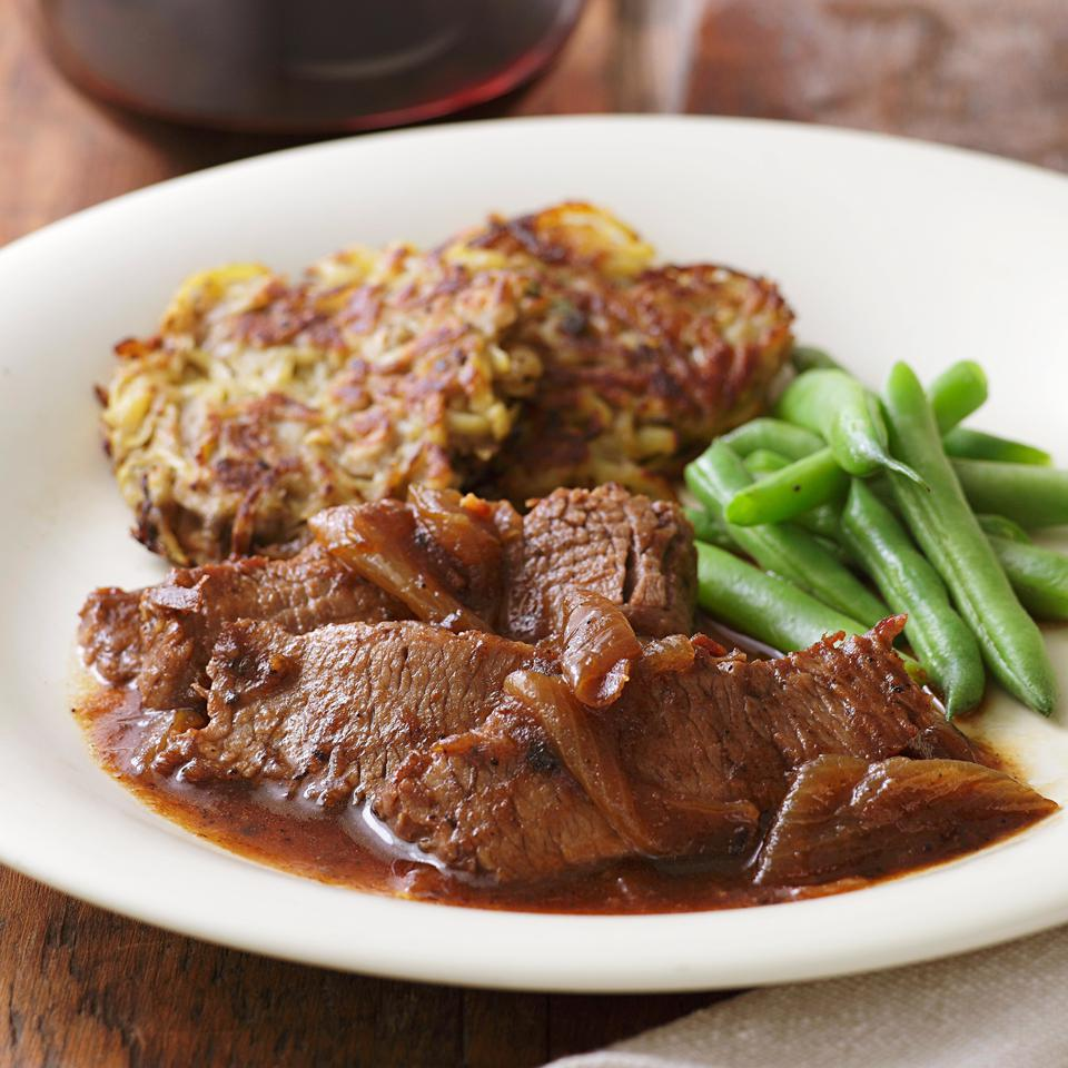 Healthy Beef Brisket Recipes