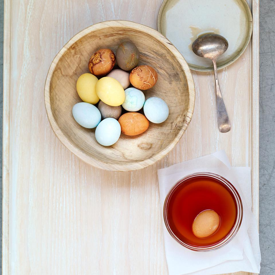 Healthy Natural Easter Egg & Egg Dye Recipes