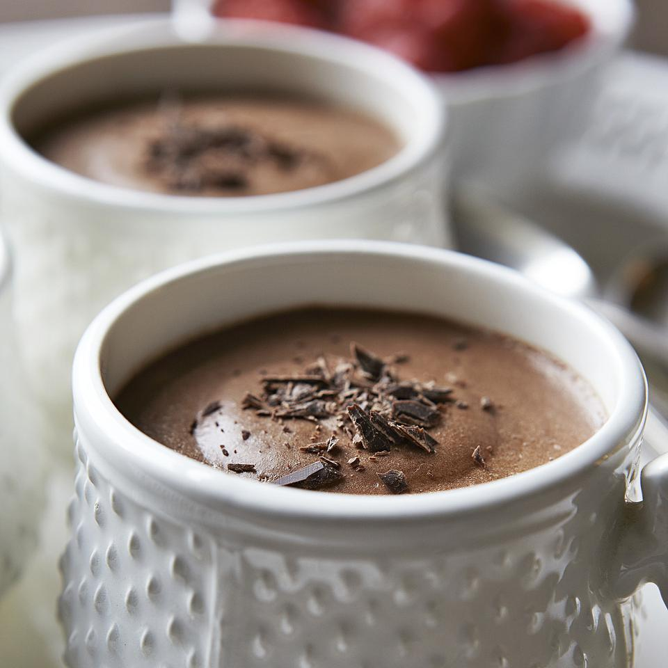 Healthy Mousse Recipes