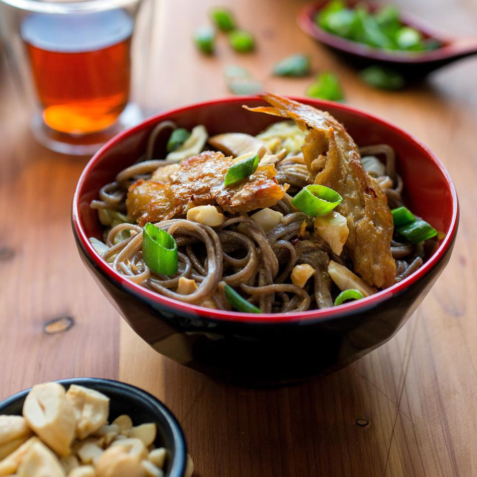 Healthy Chinese Noodle Recipes