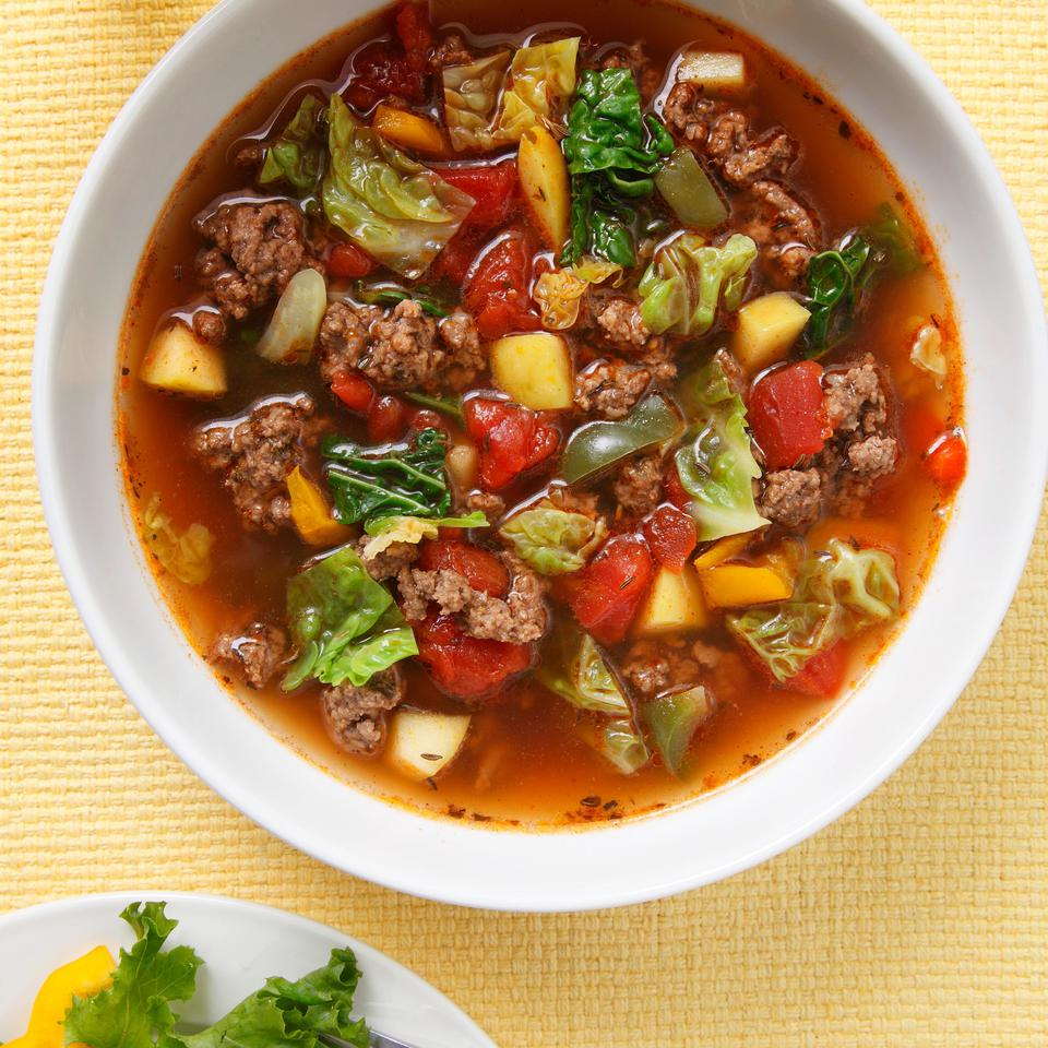 Healthy Cabbage Soup Recipes