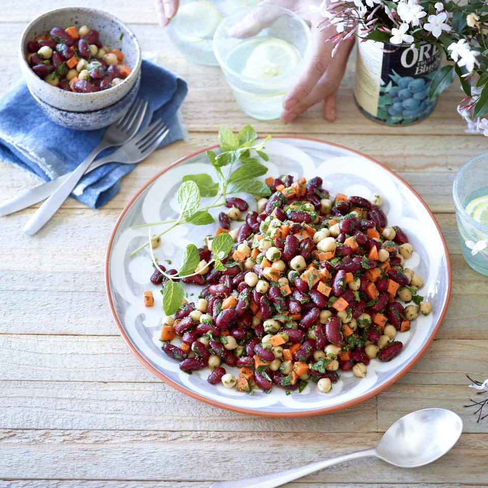 Healthy Bean Salad Recipes