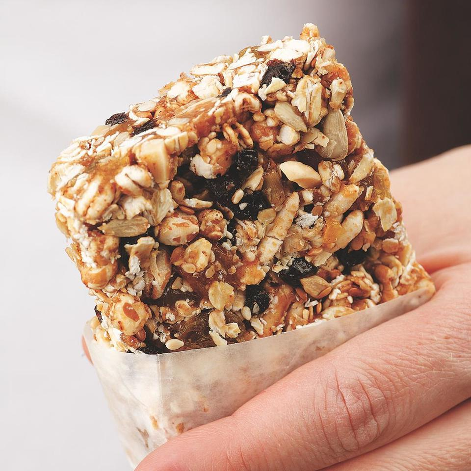 Healthy Granola Bar Recipes