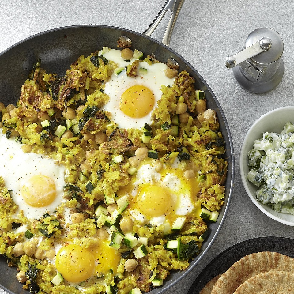 Healthy Breakfast Hash Recipes