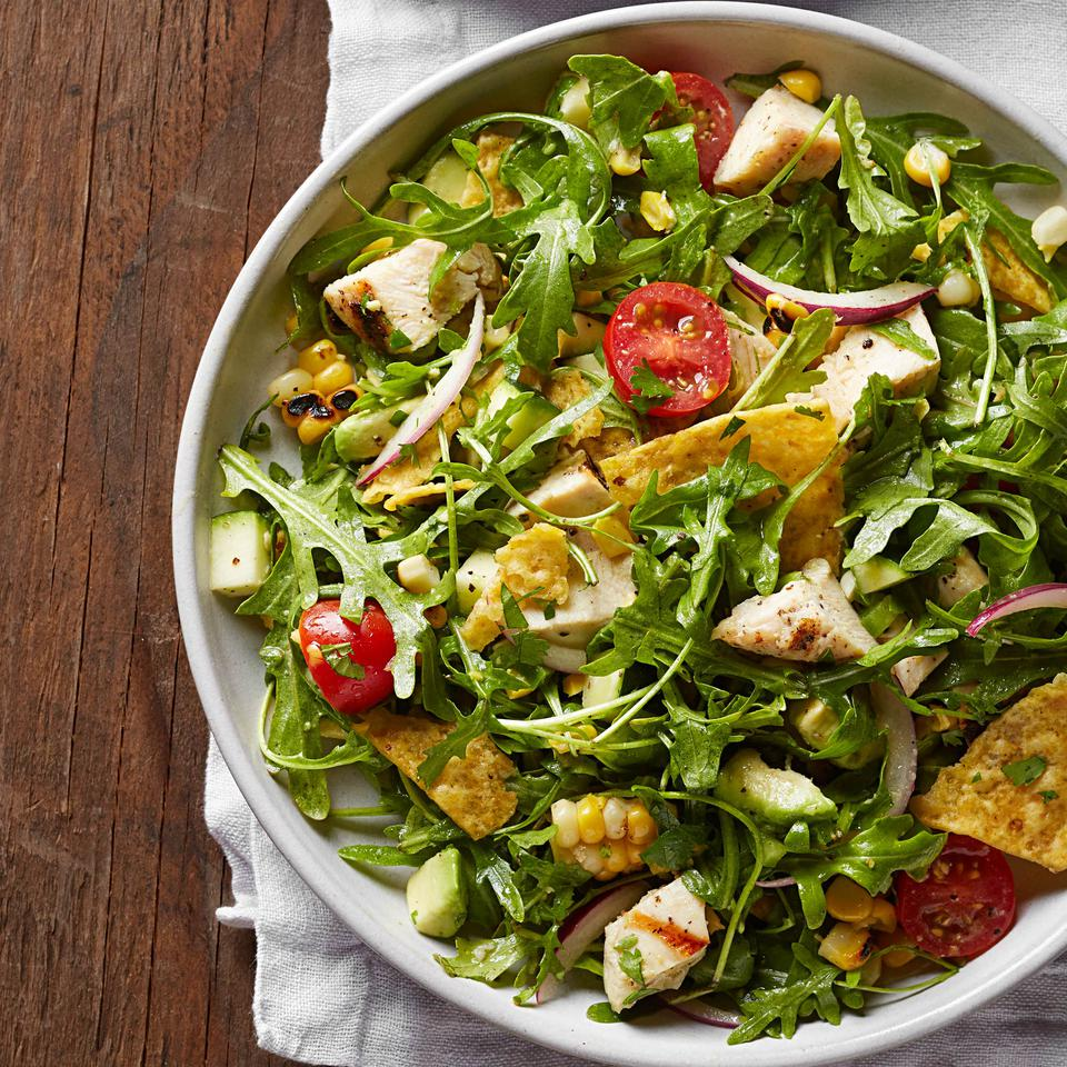 Dairy-Free & Lactose-Free Salad Recipes