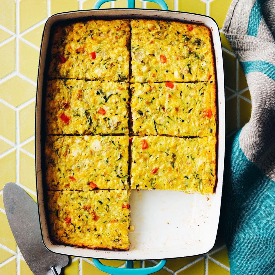 Healthy Egg Casserole Recipes