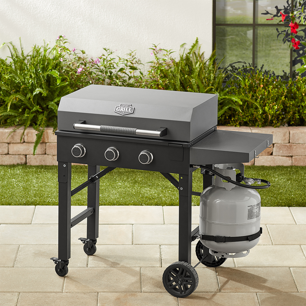 Expert Grill Pioneer 28-Inch Portable Propane Gas Griddle