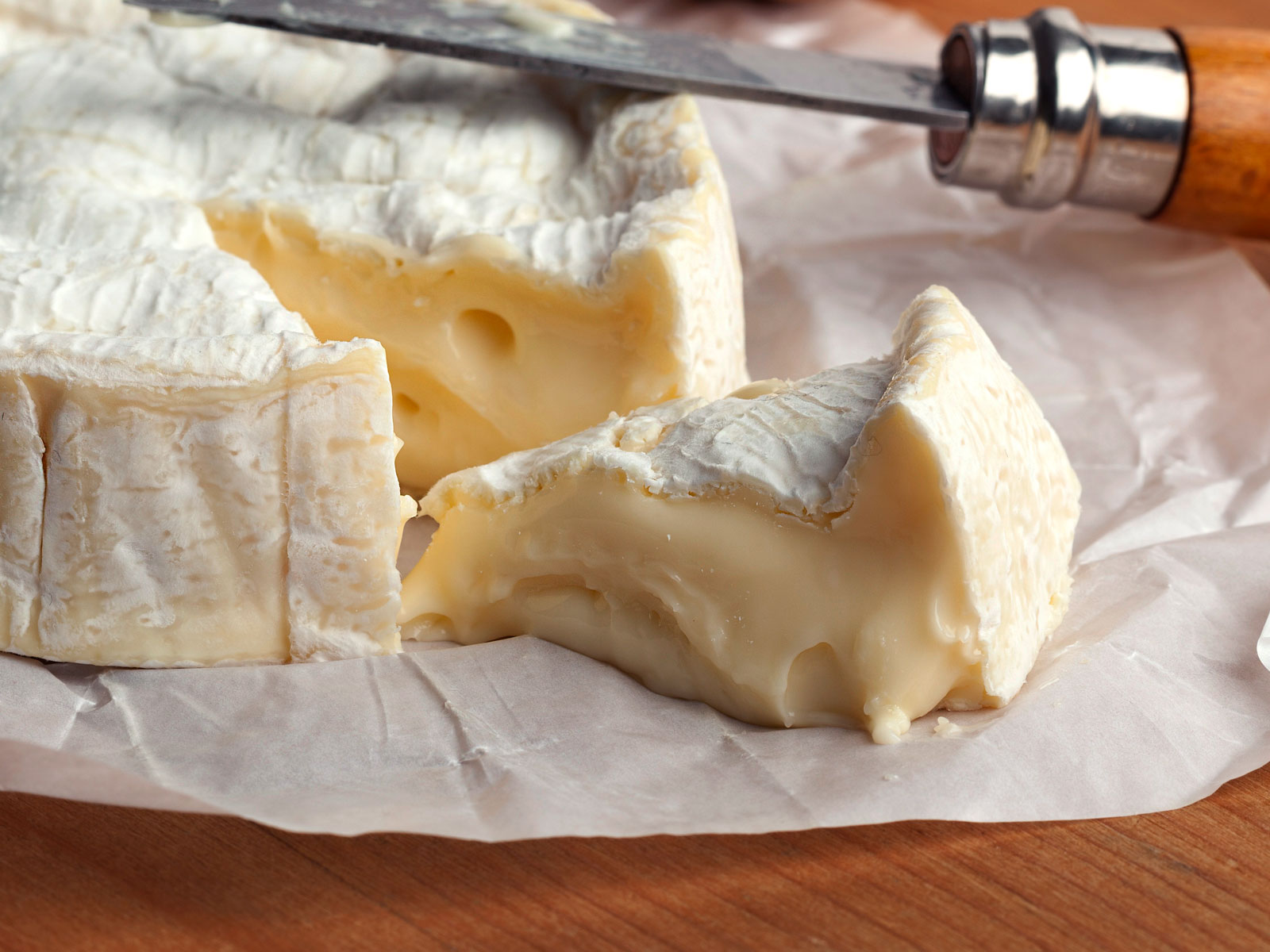 Chefs Don't Refrigerate Triple Cream Cheeses