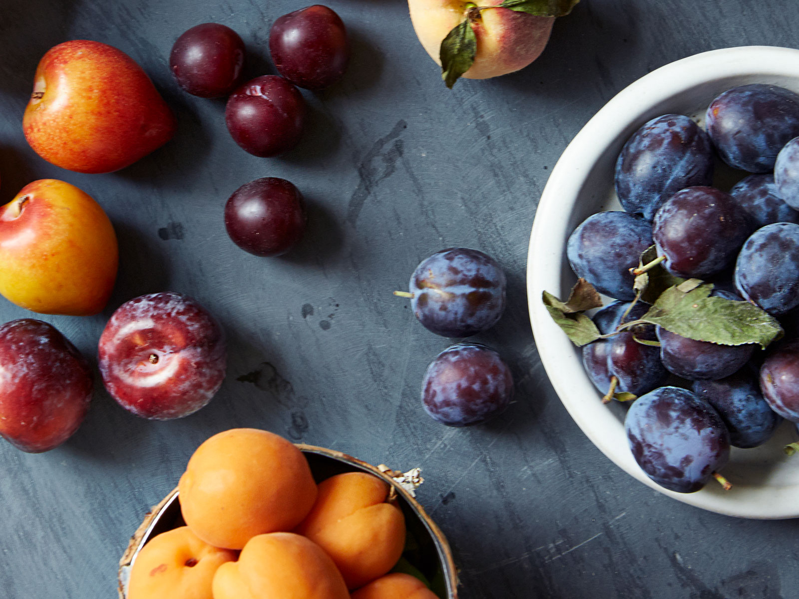 Chefs Don't Refrigerate Stone Fruit