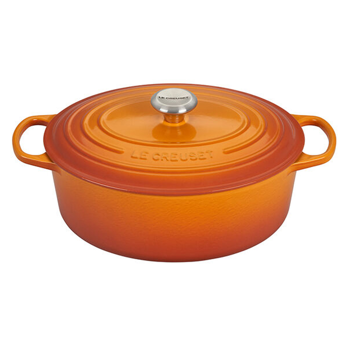 Le Creuset Factory to Table Sale oval dutch oven