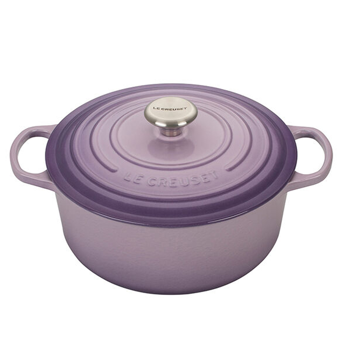 Le Creuset Factory to Table Sale round dutch oven