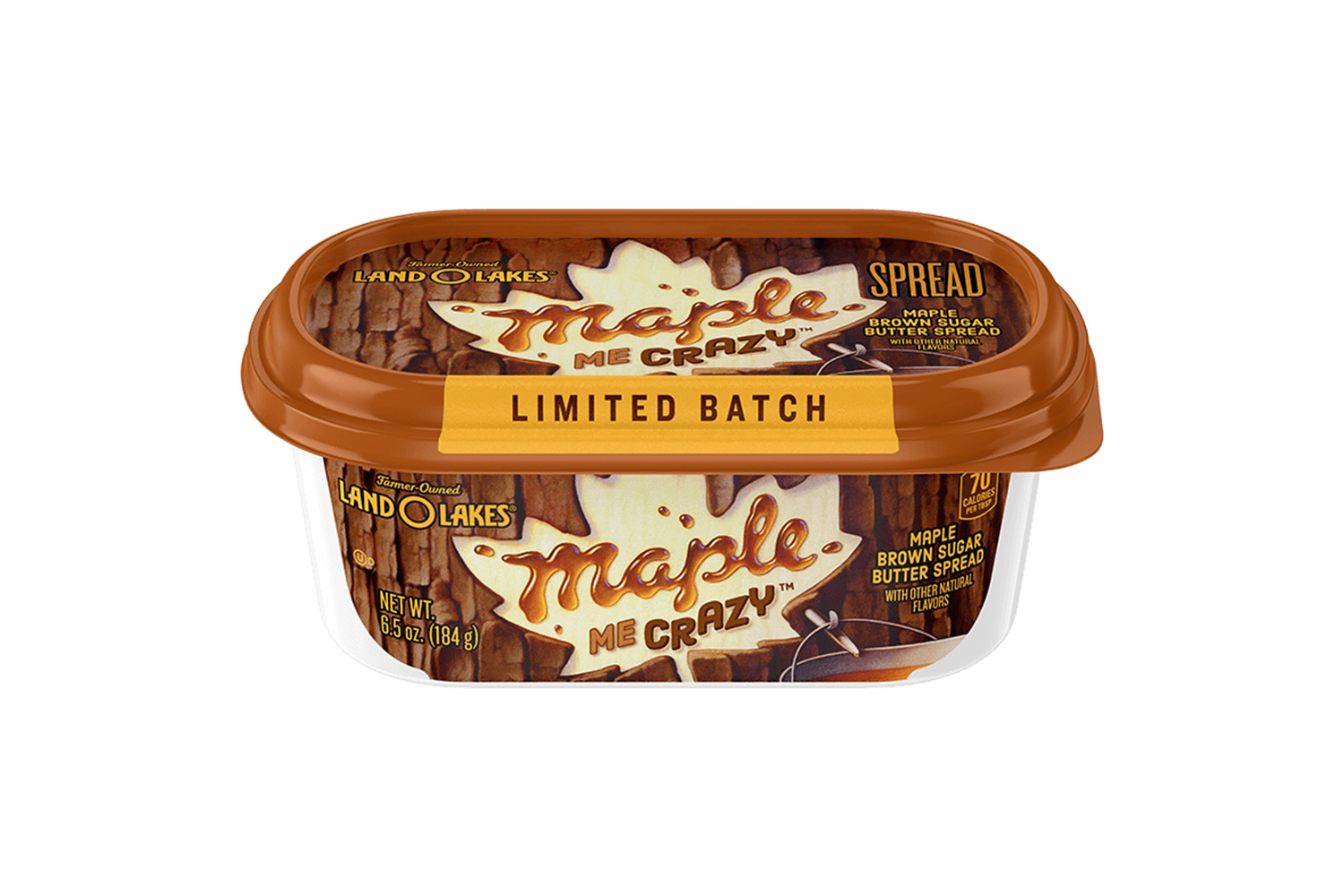 Maple Me Crazy™ Butter Spread