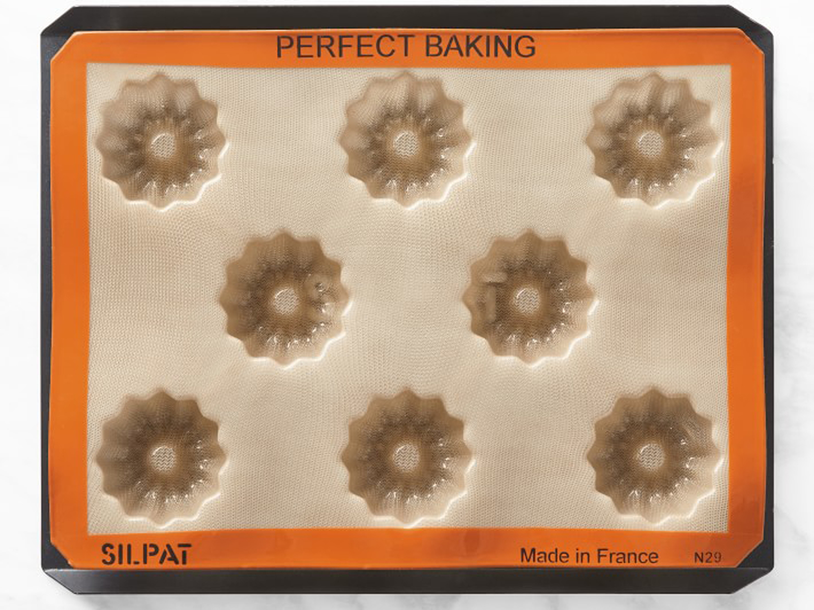 silpat mini bundt pan