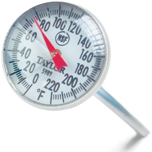 Do You Have A Fridge Thermometer?