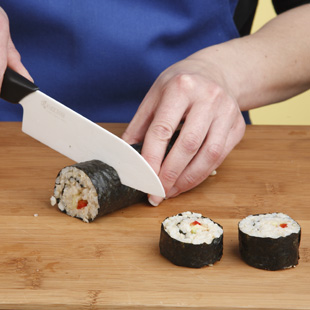 Sushi Technique - Step 5