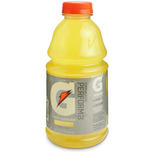 Hydrate With Sports Drinks