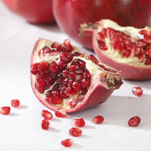 Tart Cherries & Pomegranates