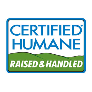 Antibiotic-Free Label to Look For: Certified Humane Raised and Handled