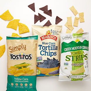 are tortilla chips good for a diet