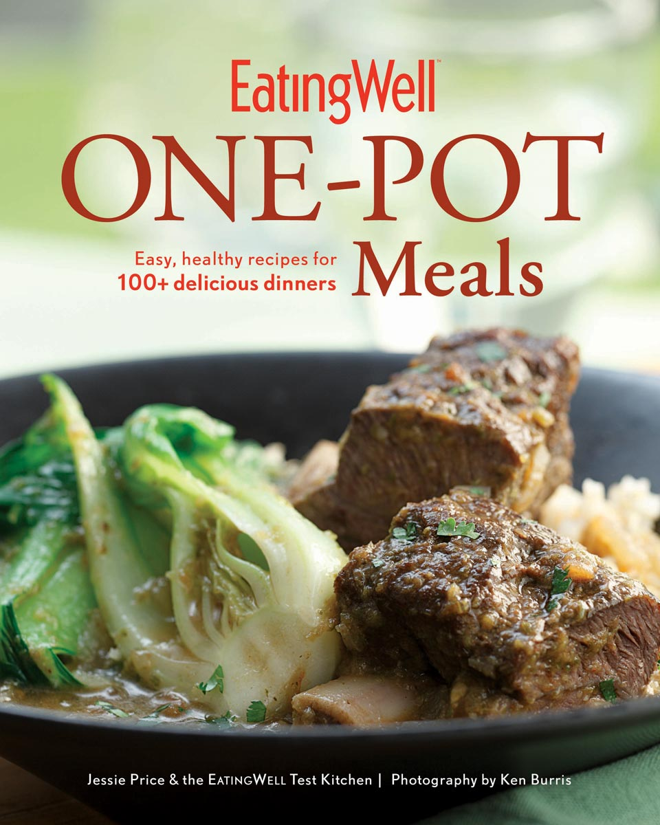 eatingwell one pot meals cookbook