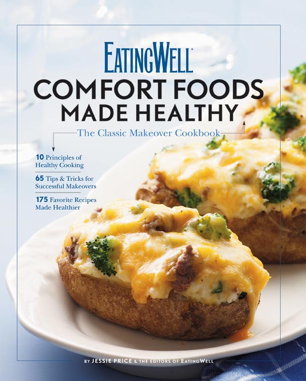 eatingwell comfort foods cookbook