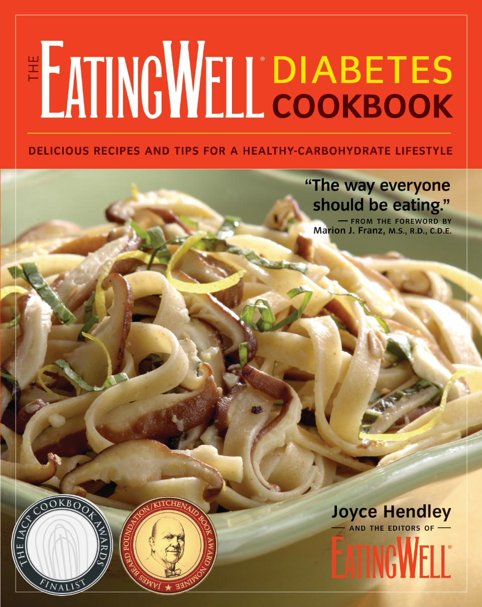 eatingwell diabetes cookbook