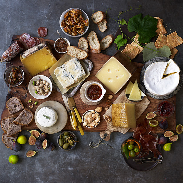Four Snack Boards Better Than the Big Game
