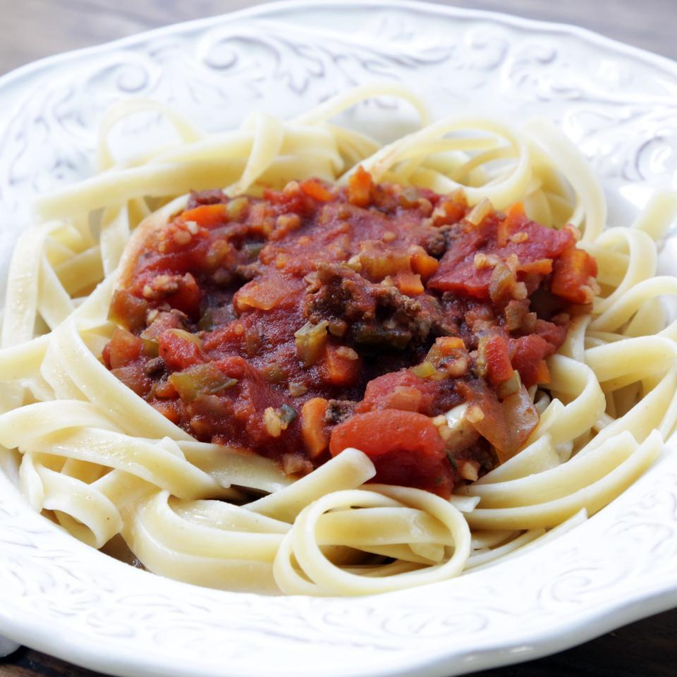Indispensable Meat Sauce for Pasta
